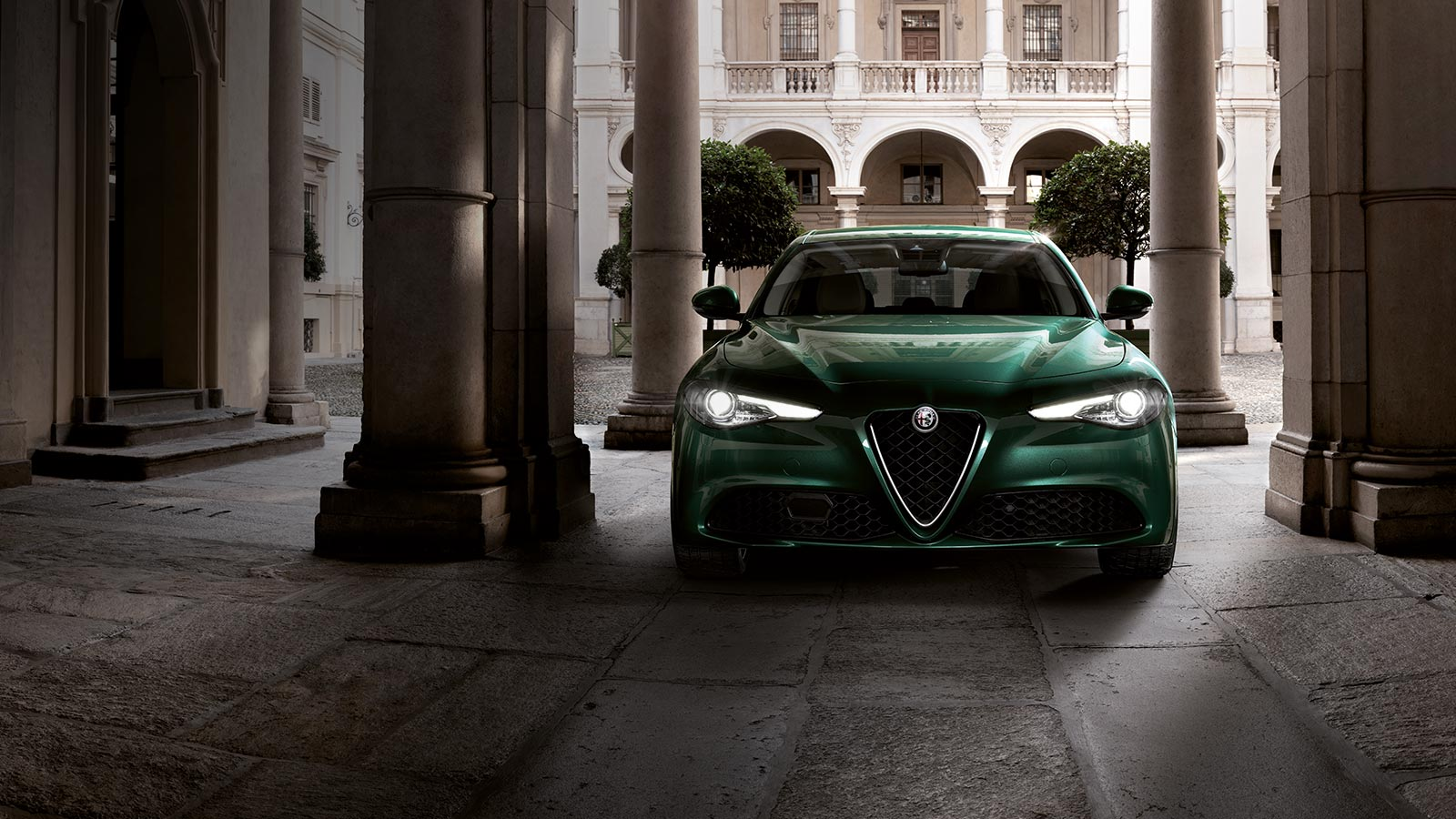 Giulia Nesumnjivo Alfa Romeo