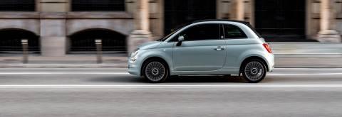 FIAT 500 HYBRID LAUNCH EDITION Isti izgled, na novi način