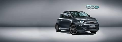 Fiat 500 LA PRIMA Početak nove ere