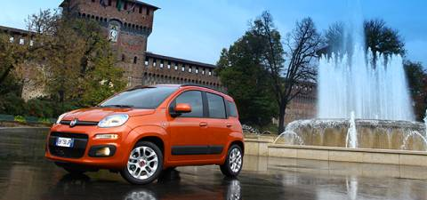 Fiat Panda Tehnološki napredna, sigurna, talijanska.